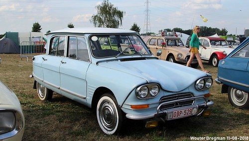 Citroën Ami 6 Club 1968