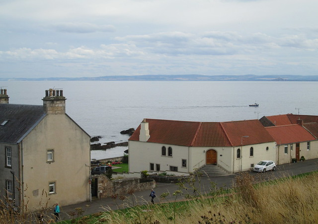 Houses and Sea, Cellardyke