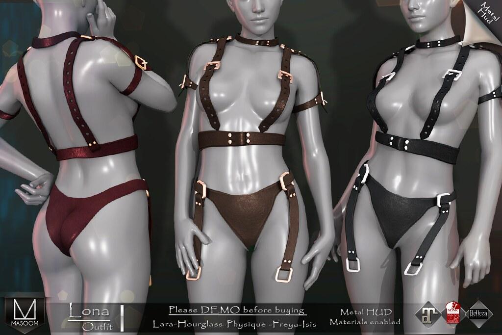[[ Masoom ]] Lona Outfit @ Kinky Monthly