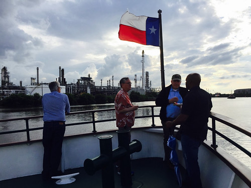 HTS - Houston Ship Channel Tour - June 3, 2016