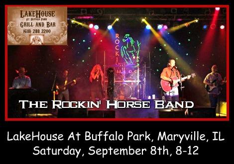The Rockin' Horse Band 9-8-18