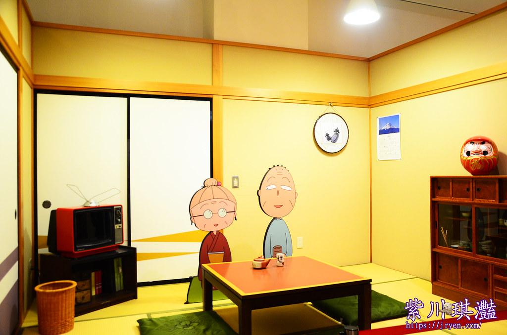 日本靜岡櫻桃小丸子樂園-0006