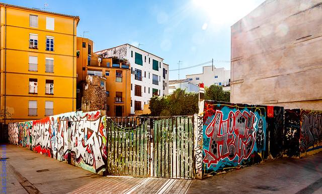 Geometria Urbana. 083. Valencia, noviembre 2017.