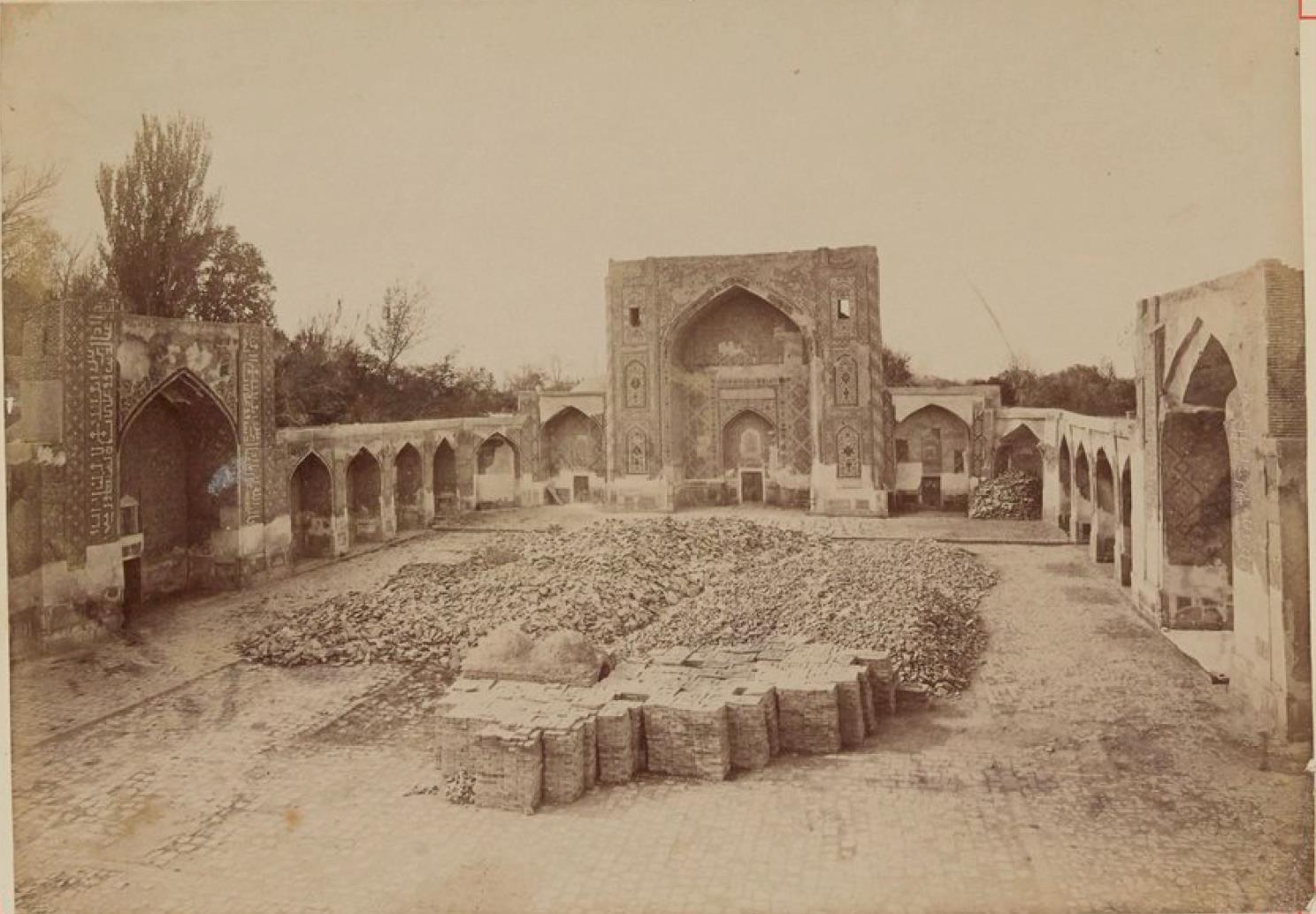 06. Медресе в Ташкенте