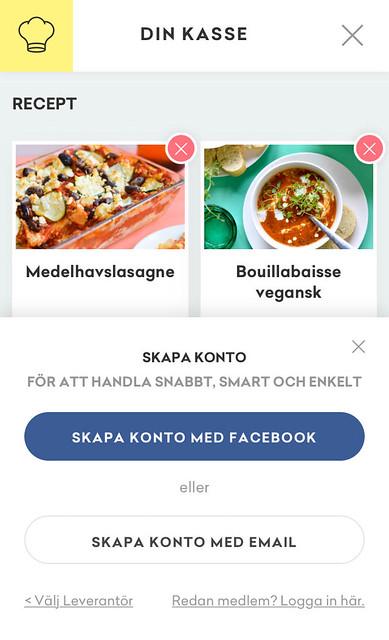 Gastrofy köpbara recept skapa konto
