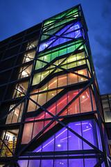 Rainbow Garage