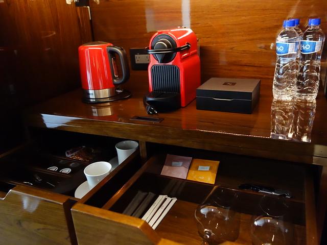 mini bar@高雄H2O水京棧國際酒店