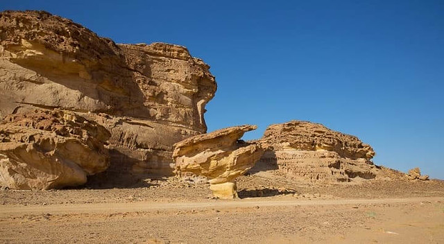 4634 6 Facts about Elephant Rock (Jabal al Feel) in Al Ula, Saudi Arabia 06