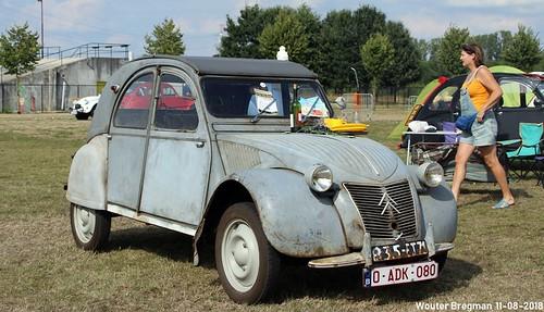 Citroën 2CV 1958