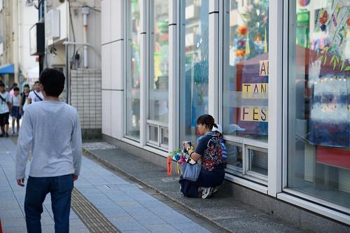20180804 Anjo Tanabata festival 8