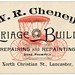 W. R. Cheney, Carriage Builder, Lancaster, Pa. by Alan Mays