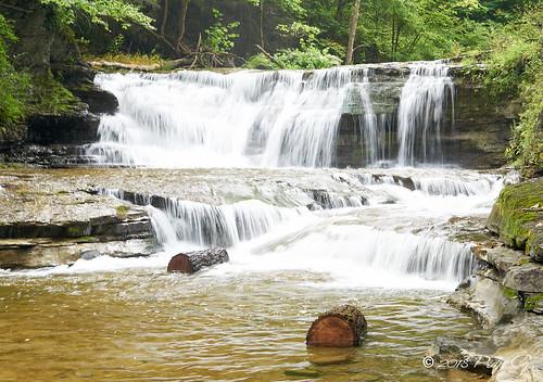 roberthtreeman enfieldglen gorgetrail ithaca fingerlakes pedjag predragg sonyalpha a77ii nystatepark waterfall
