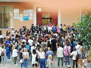 parini putignano inizio scuola (2)