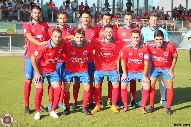 CD.RIBADUMIA VS UD.OURENSE