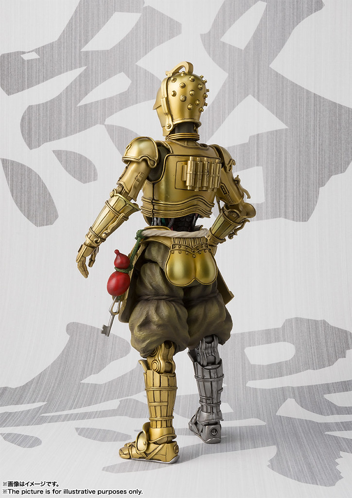 This is madness! 名將MOVIE REALIZATION 翻譯機關人偶C-3PO 名将 翻訳からくり