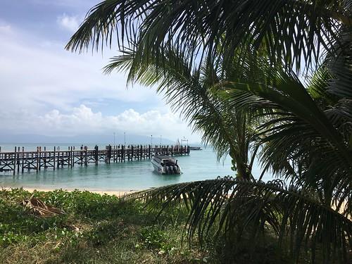 9月10日 今日のサムイ島 晴れてますよー