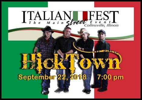 HickTown 9-22-18