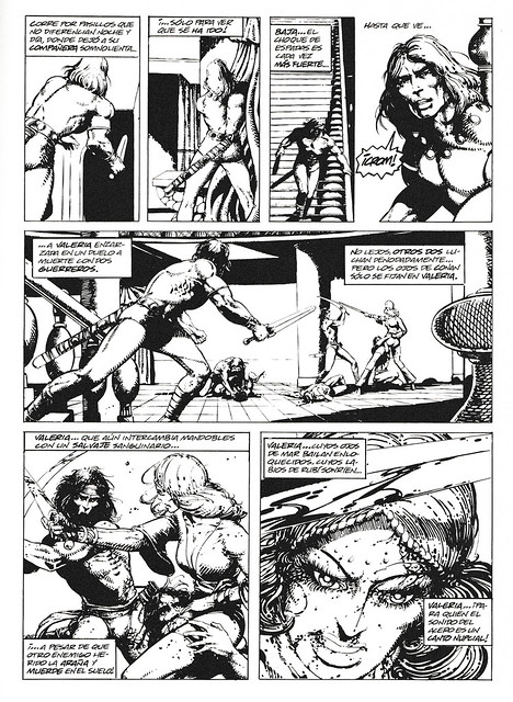 Conan de Roy Thomas y Barry Windsor Smith 08 -02- Clavos Rojos 05