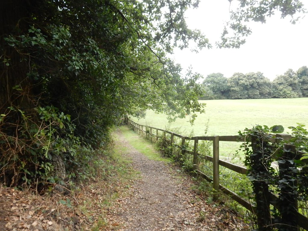 Fence Tadworth via Headley Heath Circular