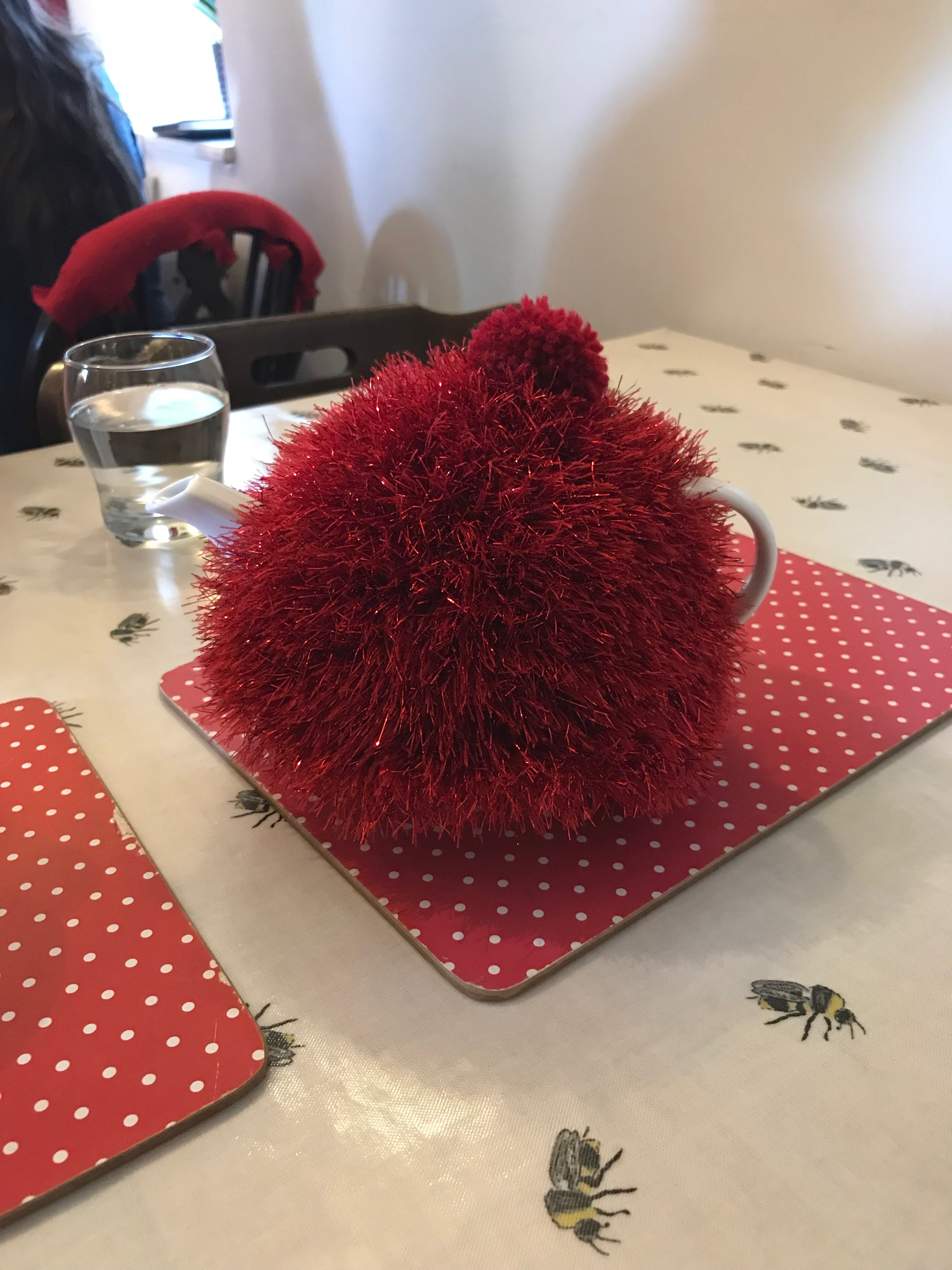 Anglesey - tea cosy