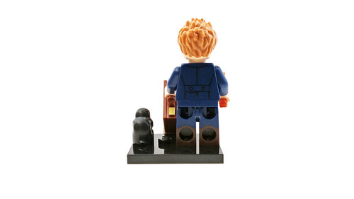 LEGO Harry Potter and Fantastic Beasts Collectible Minifigures (71022) - Newt Scamander