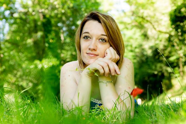 Les photos d'Ophélie
