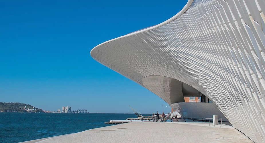 Lissabon, Belém: bezienswaardigheden, MAAT | Mooistestedentrips.nl