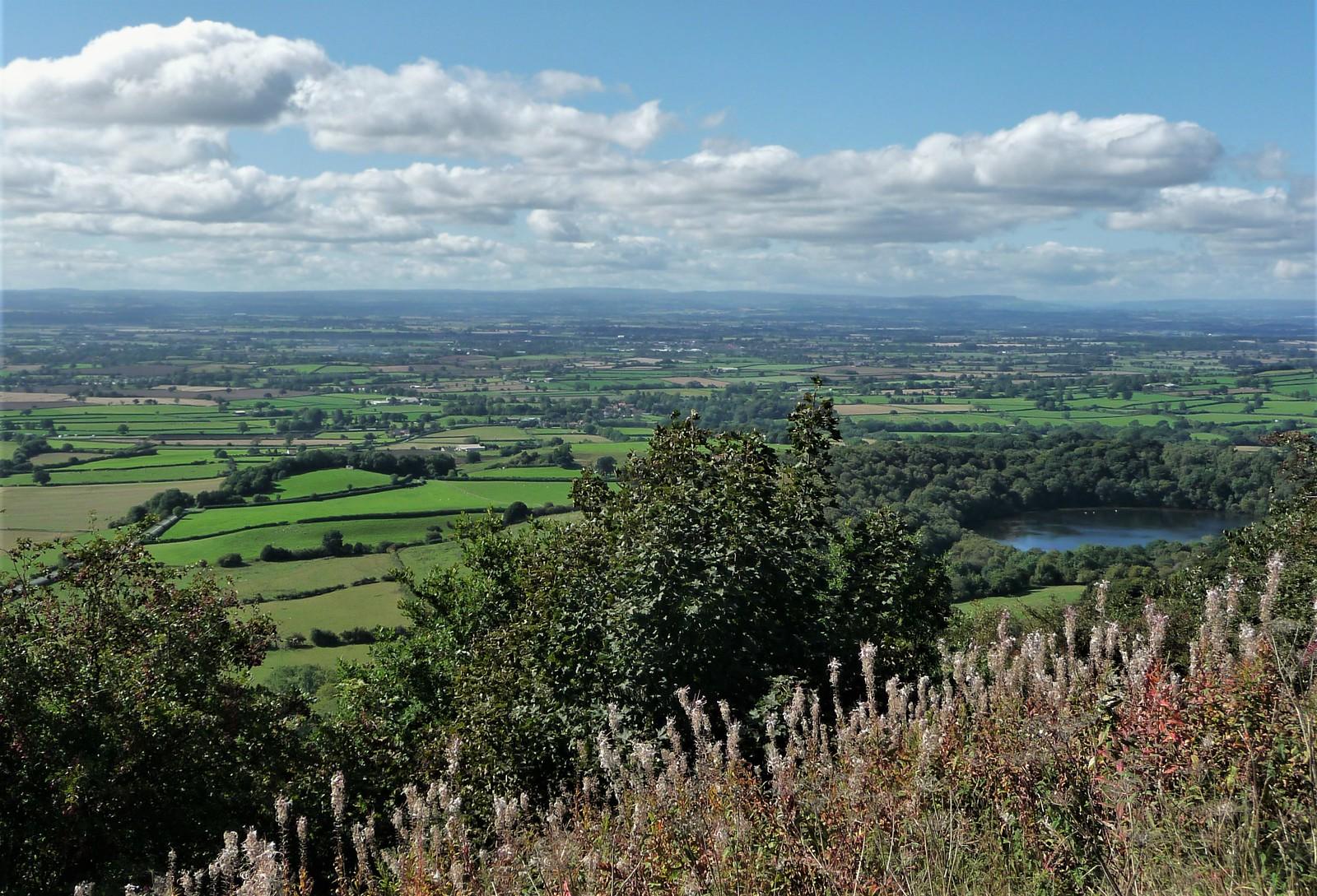 View from Sutton Bank, Panasonic DMC-TZ4