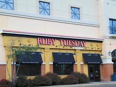 Ruby Tuesday  (Westfield Meriden Mall, Meriden, Connecticut)