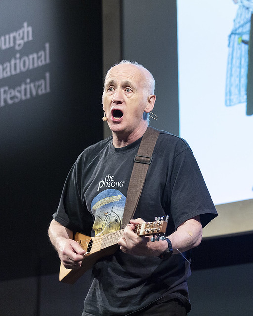 Horrible Histories with Terry Deary