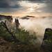 Die raue Schönheit des Elbsandsteingebirges by Philipp Zieger - www.philippzieger-photographie.de