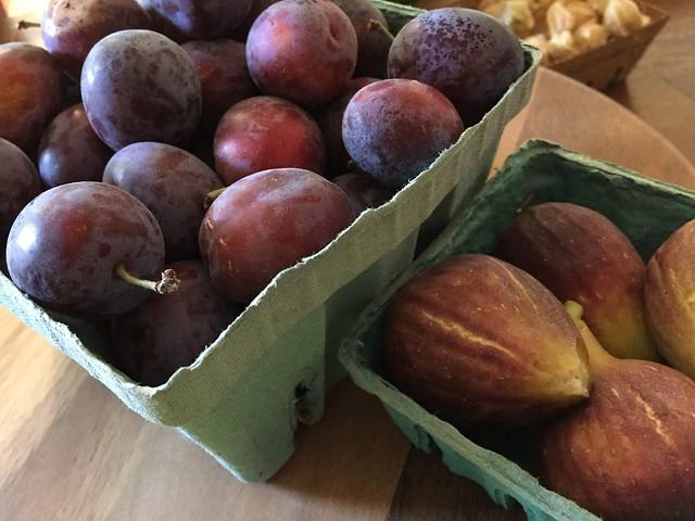 Sugar Prunes & Brown Turkey Figs