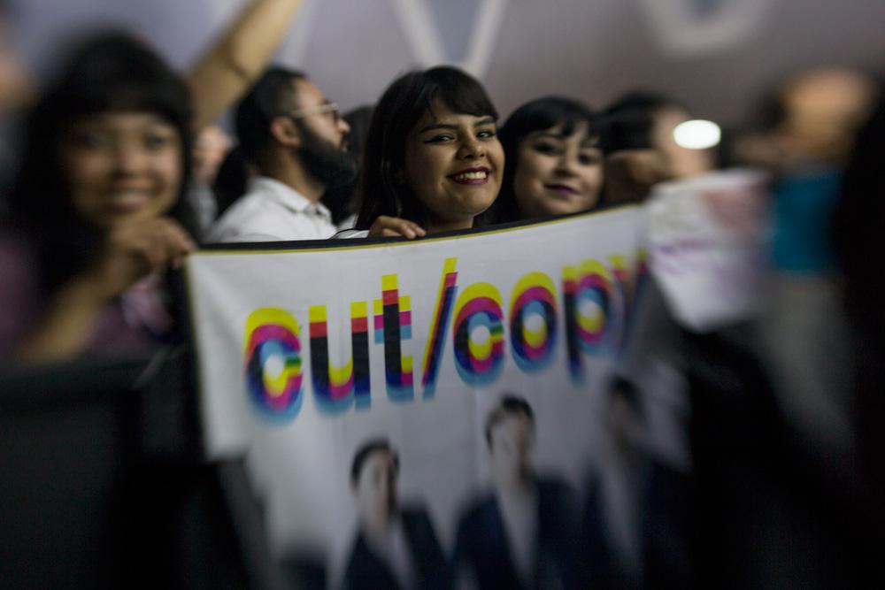 Cut Copy @ El Plaza 21/08/18