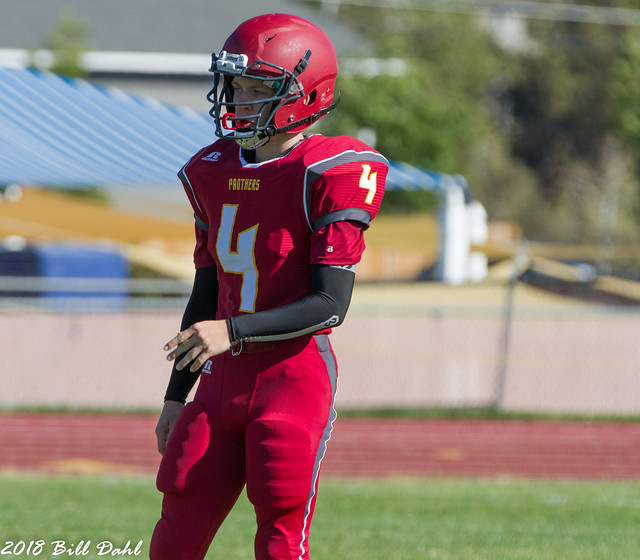 Redmond Panthers JV Football