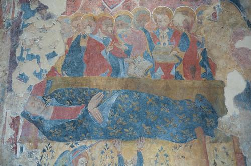 Cattolica di Stilo - Dormitio Virginis
