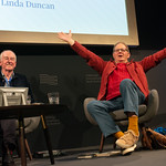 David Almond & Michael Morpurgo | © Alan McCredie
