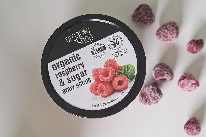 organic shop vadelma
