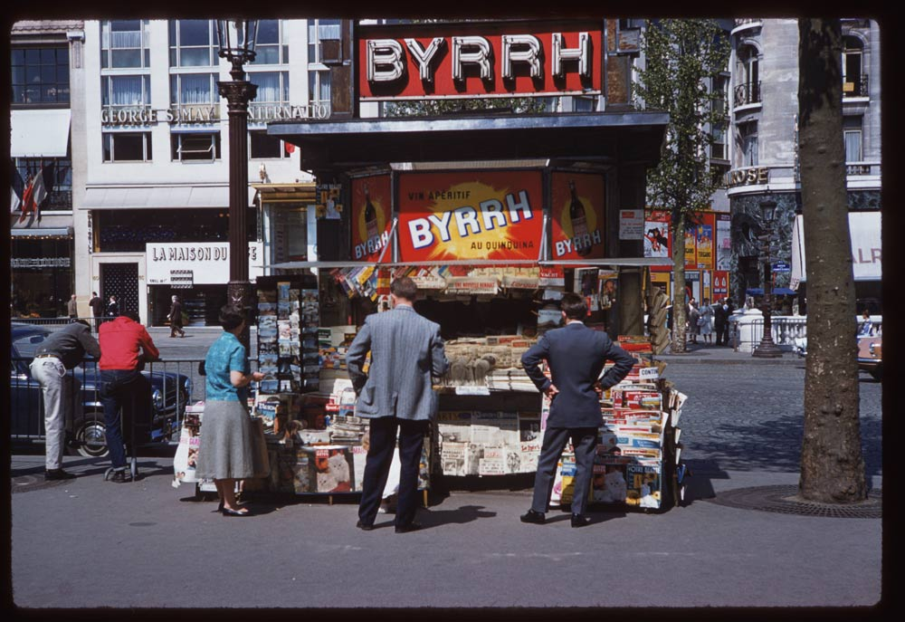 Everyday Life in Europe during the 1960s by Charles W. Cushman (7)