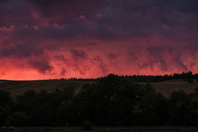 Burning sky, Canon EOS 5D, Canon EF 24-105mm f/4L IS