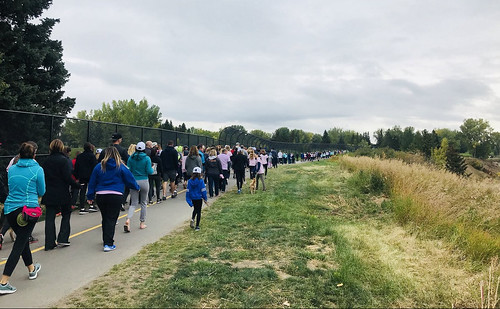 Calgary Aa Walks With Team Jenna On Sep 9