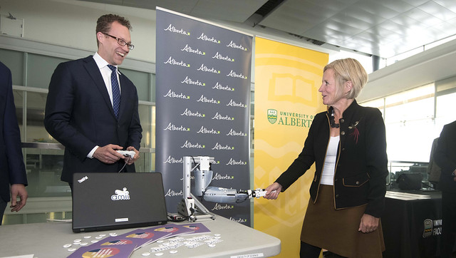 Securing Alberta's future as a tech leader