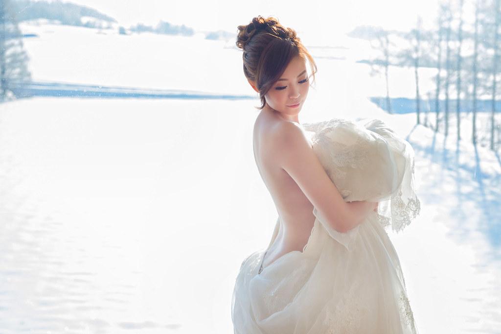 """""""北海道婚紗,日本,婚攝Mike,婚禮攝影,雪地婚紗,自助婚紗,海外婚紗攝影,,風格攝影師,新秘Juin,wedding"""