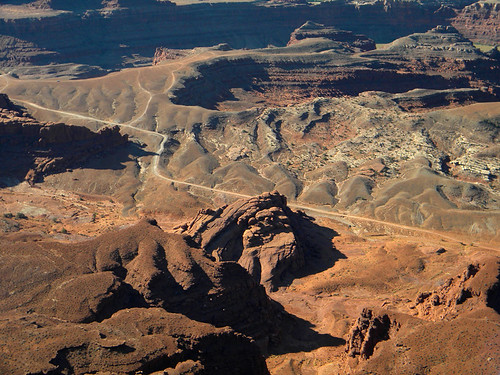 View from Dead Horse Point, a State Park in Utah
