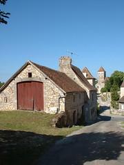 Carlucet - Dans les rues du bourg - Photo of Séniergues