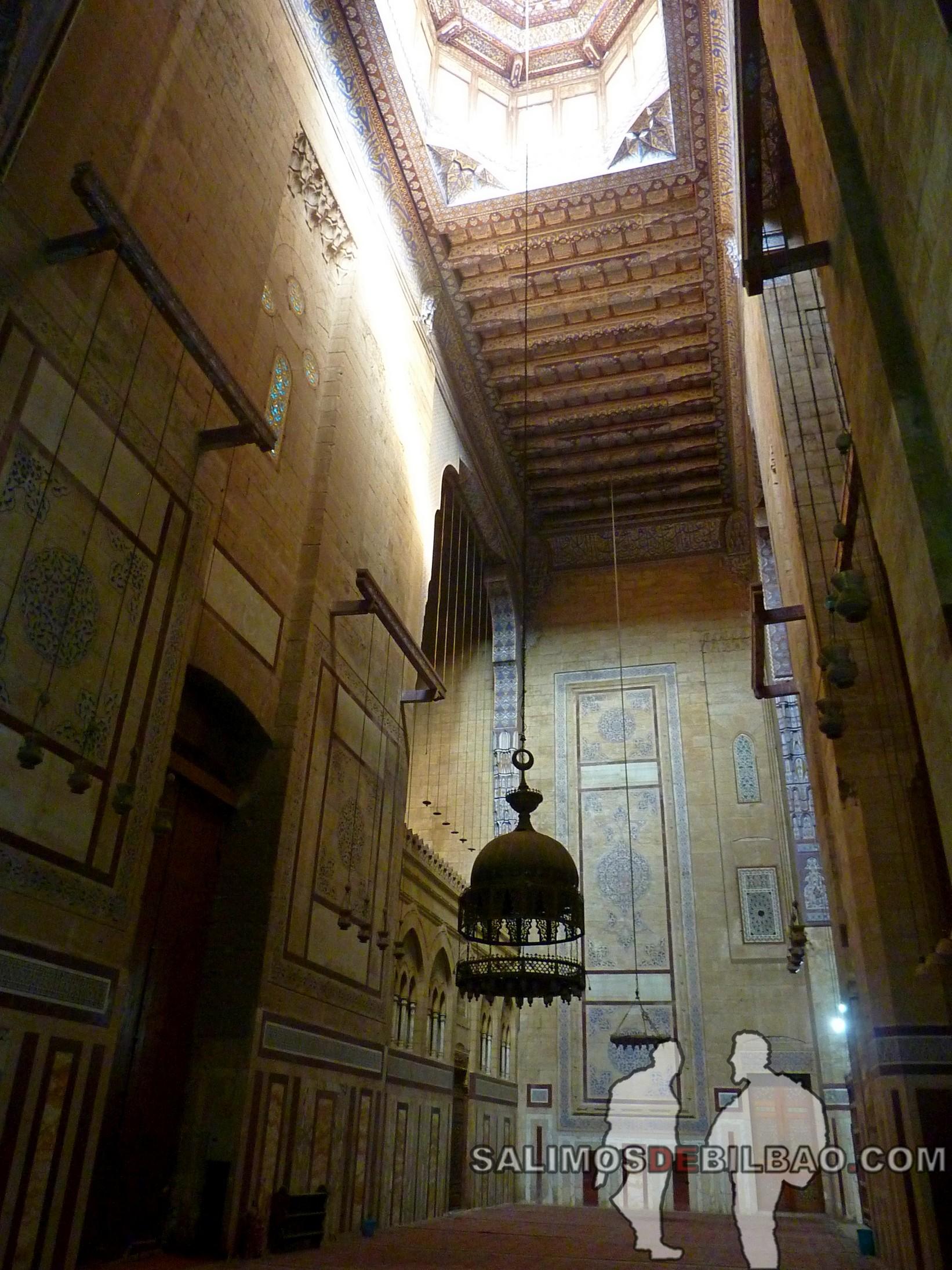 0041. Mezquita Al-Rifa'i, Cairo