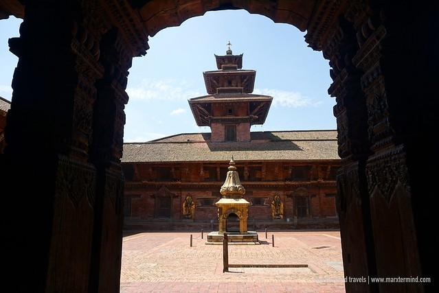 Mul Chowk Patan Nepal