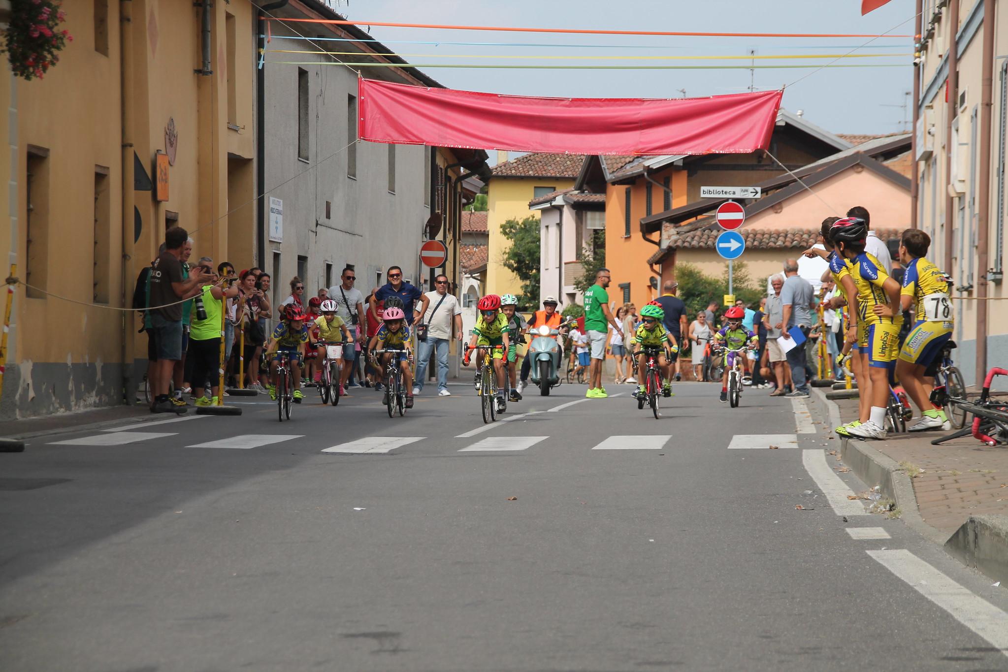UC Sangiulianese - in gara a Ossago Lodigiano e Bernate
