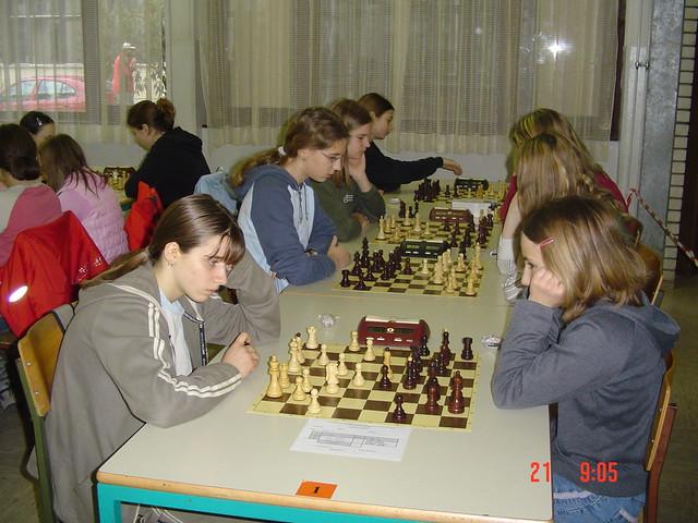 Dekleta OŠ Center Novo mesto