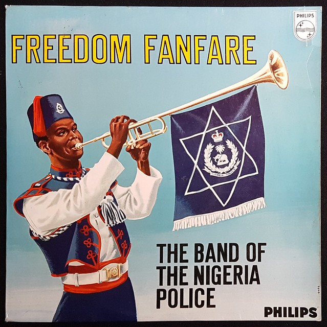 The Band of the Nigeria Police - Freedom Fanfare