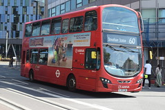 AL DW311 @ West Croydon bus station